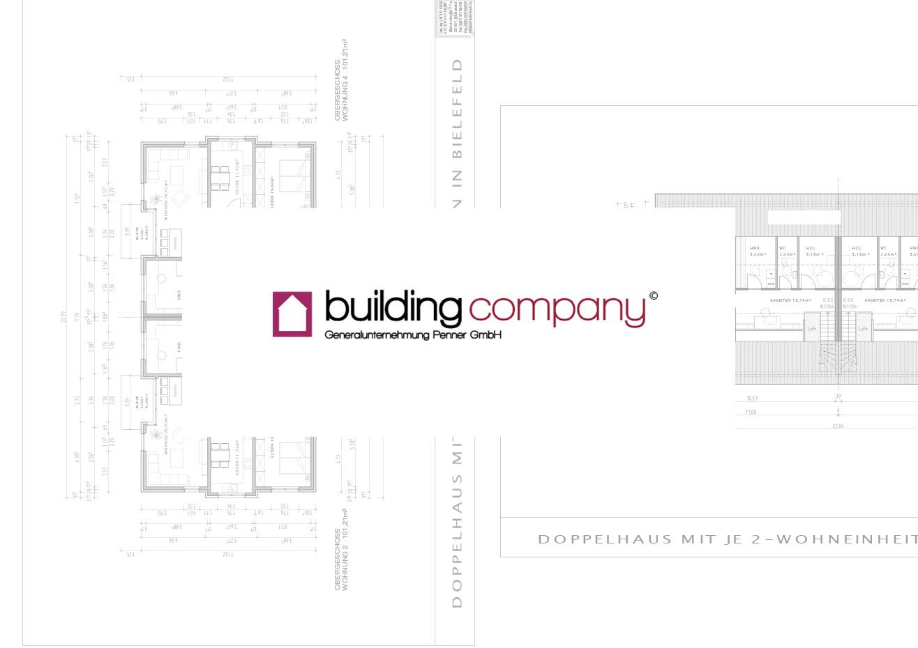 building company Corporate Design