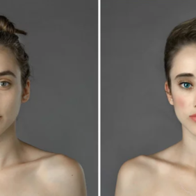 25 countries photoshop esther honig to make her beautiful